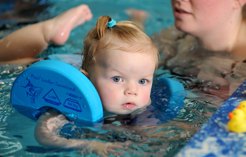 Preparing Your Kids for Swimming Lessons