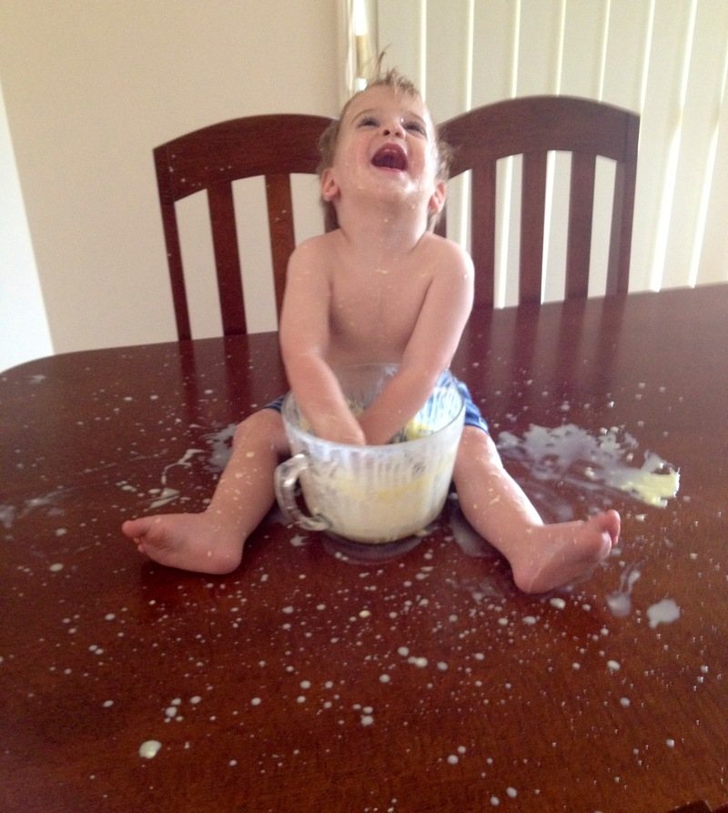 Messy Play is Learning Play