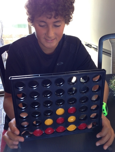 Connect Four, Connect 4, Family Game, Board Game