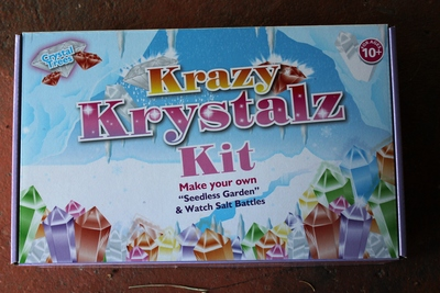 Krazy Krystalz Review