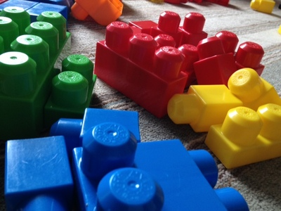 Mega Bloks, Lego, toddler, preschool, review