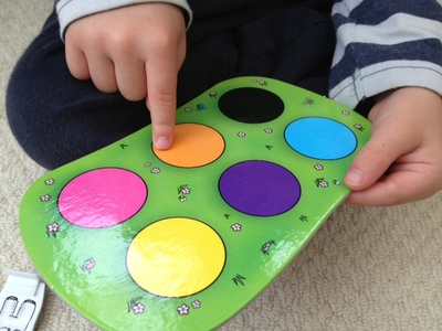 Orchard Toys, Game, Colour Recognition, Toddler, Preschool, Present