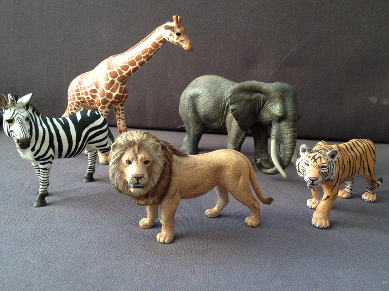 Schleich Wild Animal Toys Review - Parent 101