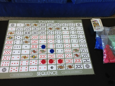 Sequence, Board Game