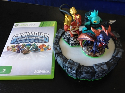 Skylanders, Spyro, Video Game