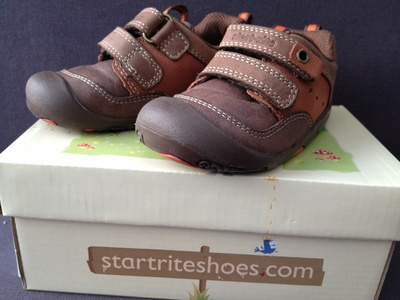 Startrite, shoes, brown, toddler