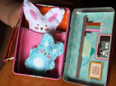 Travel Buddies, Bunny kit