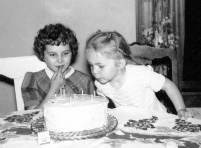 children, cake, birthday, candles