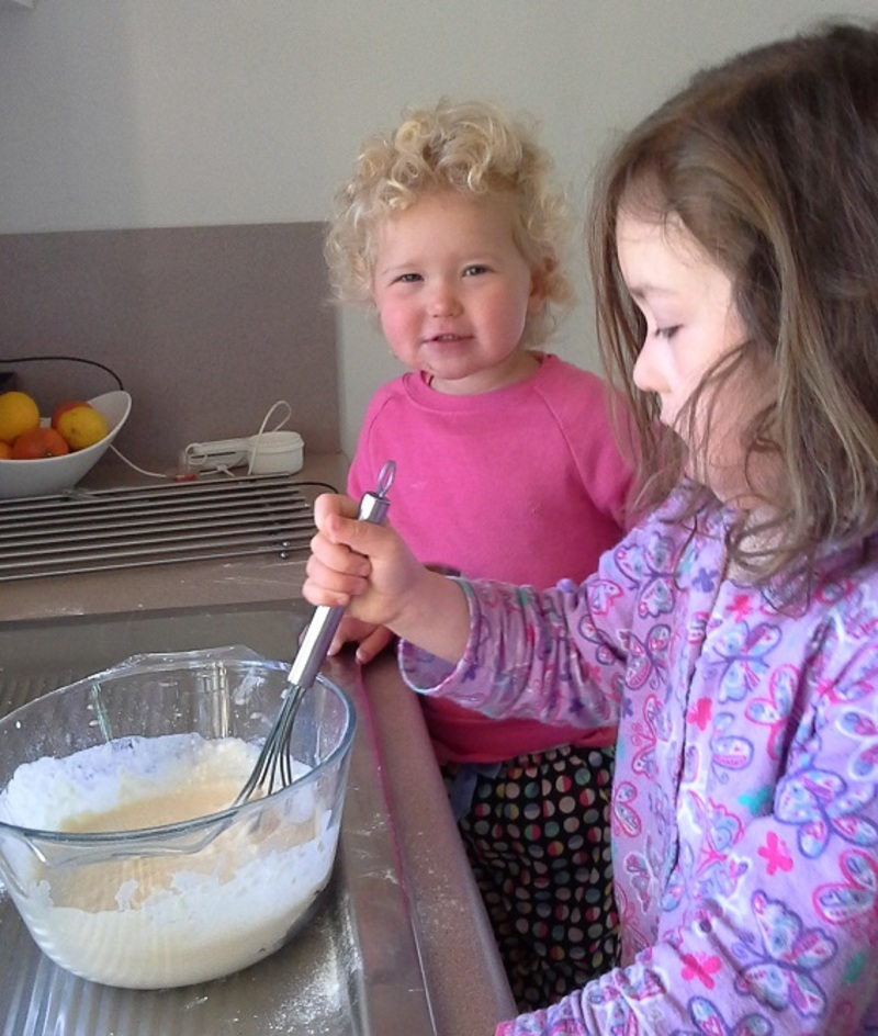 Children Cooking  - First Steps to Cooking