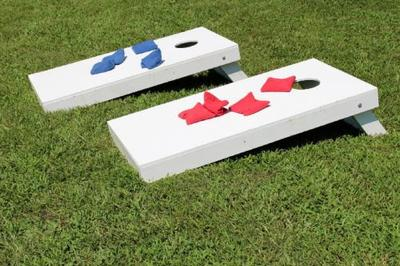 corn toss boards and bags