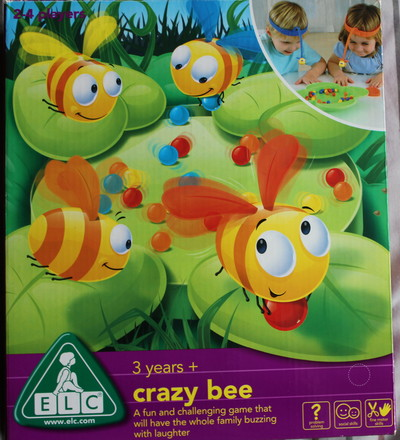 Crazy Bee, children's game
