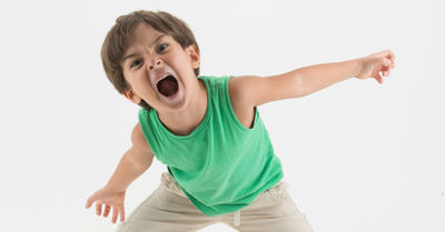 Embarrassing Public Tantrums and How to Make Light of a Terrible Situation
