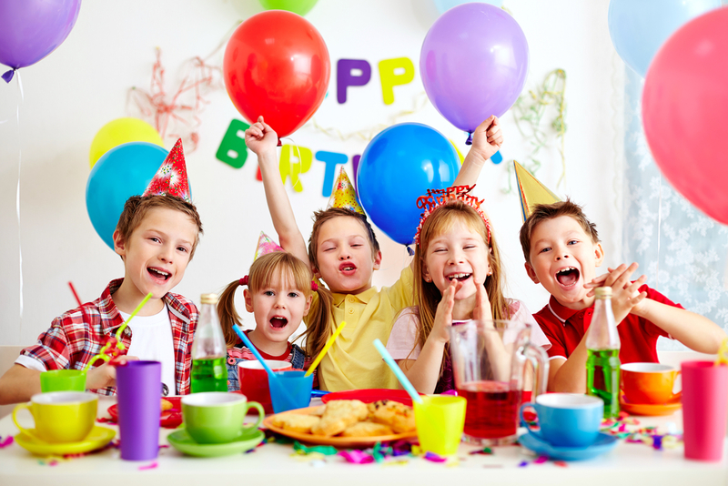 Kids Party  - The Ultimate Birthday Checklist