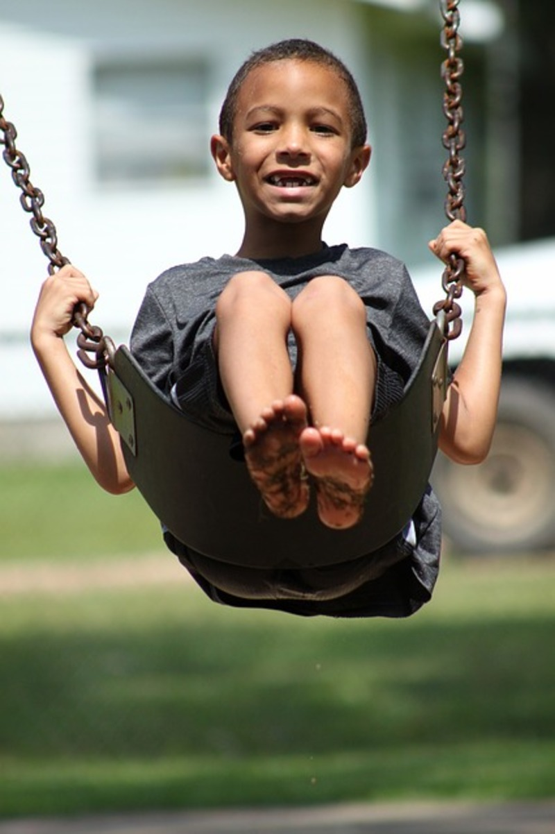 Kids playing  - 10 Things To Do With Your Kids