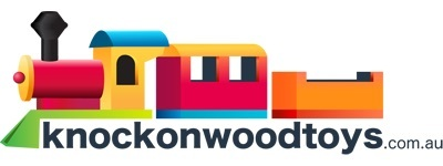Knock On Wood Toys Logo
