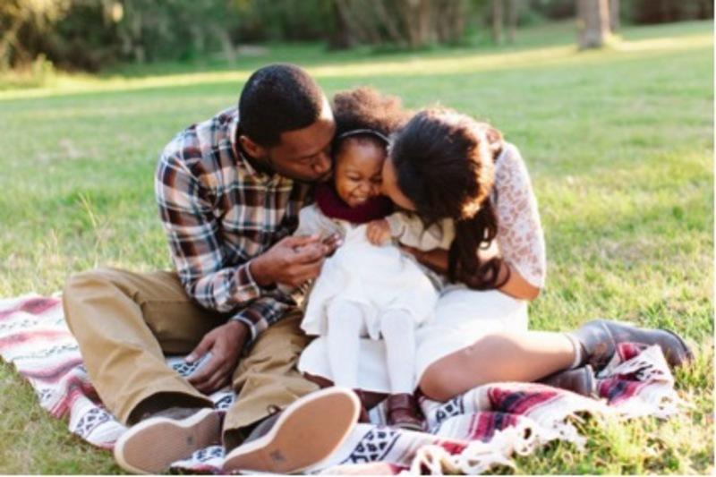Loving Family  - Interacting With The Children Of A New Partner