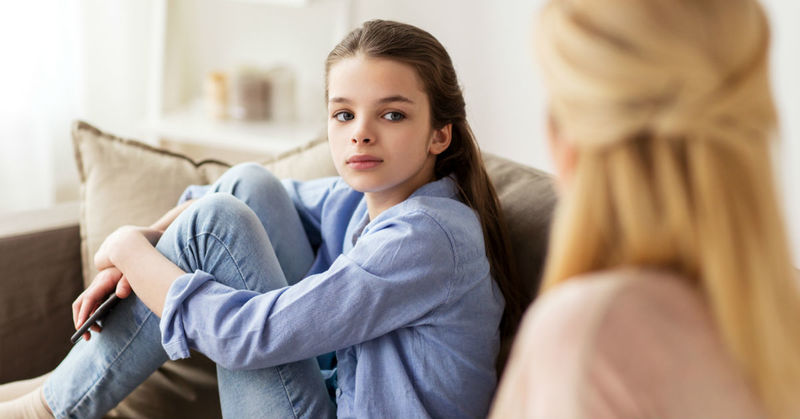 Mastering The Art Of The Parenting 'Backpedal' In Bad Situations