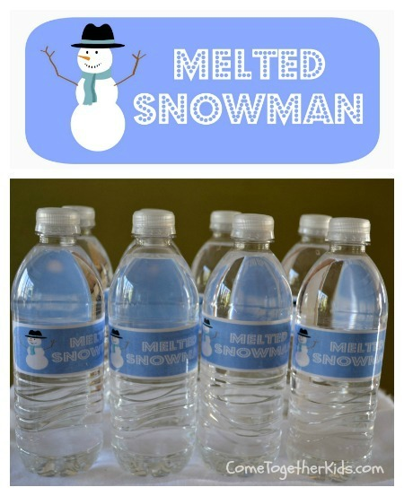 Hosting a Frozen Party for Kids