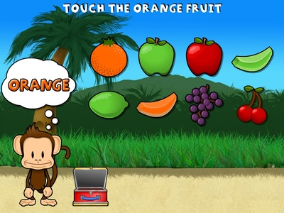 monkey lunchbox ipad review, monkey lunchbox app, monkey lunchbox screenshot, monkeys preschool lunchbox, top apps for preschoolers