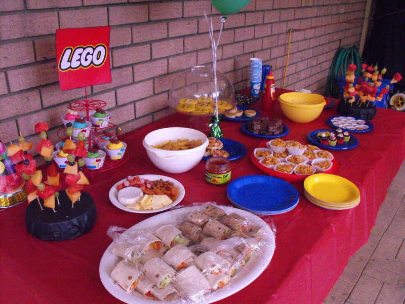 Lego Theme Party Ideas