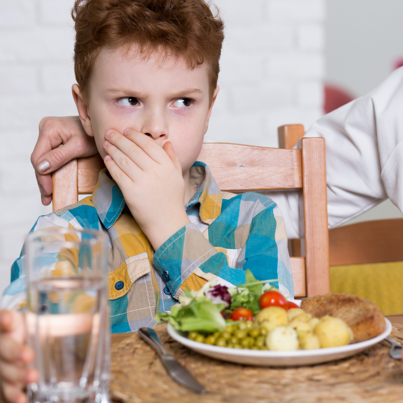 Parents of Picky Eaters, Here's the Scoop