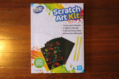 Scratch Art Review