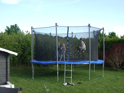 Trampoline by Action Toys